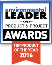 Environmental Leader Top Product of the Year Award 2016