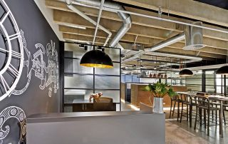 New Auckland offices